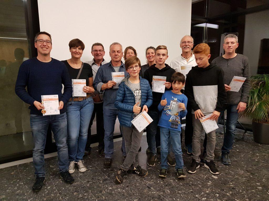 Post Sportverein Calw Sportabzeichen